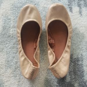 Lucky Brand Emmie flats - size 10